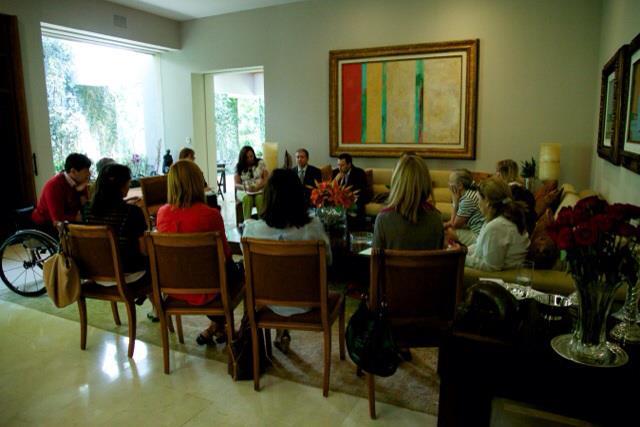 Mujeres Guerreras rumbo al Congreso Internacional Vida Independiente!
