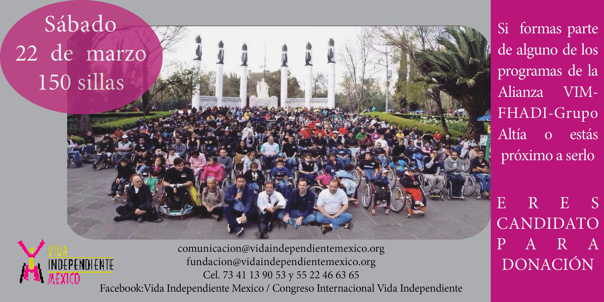 convocatoria donación