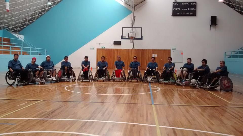 equipo de rugby