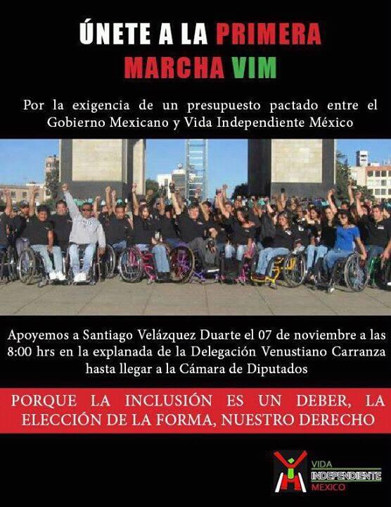 marcha VIM